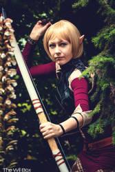 Sera - Dragon Age cosplay by emmabellish
