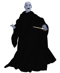 Voldemort Quick Art by Xplict91