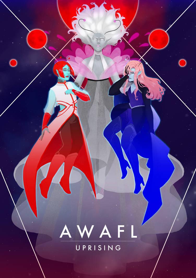 AWAFL: A Wonderful Alien-Free Life by Cherimsy