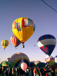 Balloon awake by pacoceruelos