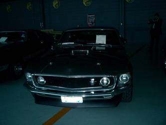 Mustang 1969 by pacoceruelos