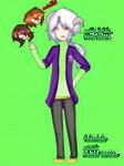 UT-Asriel Human ver by Shakey-Shake