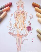 Reach for the Stars by MeldyRose