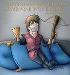 Tyrion Lannister by jonathanserrot