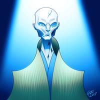 Supreme Leader Snoke by jonathanserrot