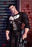 The Punisher by jonathanserrot