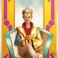 Grandmaster by jonathanserrot