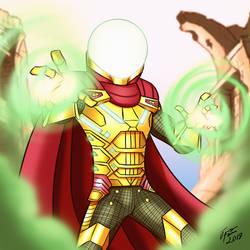 Mysterio by jonathanserrot