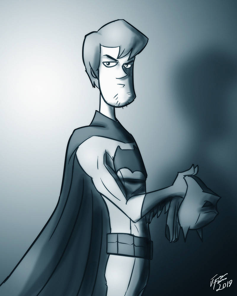 Bat-Shaggy by jonathanserrot