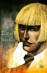 BLEACH-- SHINJI by DarkChildx2k