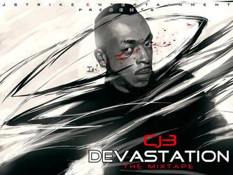 PRO WORK-- DEVASTATION ALBUM PROMO 3 by DarkChildx2k