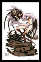 BESM Characters- Yurei by DarkChildx2k