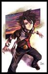 AN 07-- Deo the Magician by DarkChildx2k
