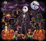 ::Happy Halloween:: - Collab by EtherealVision