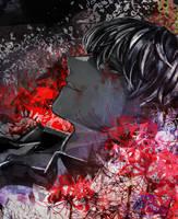 Ghoul (Kaneki Ken) by YiiFannG