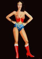 Wonder Woman (Lynda Carter) by Promethean-Arts