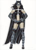 Huntress by Promethean-Arts