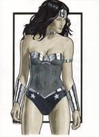 Wonder Woman New 52 by Promethean-Arts