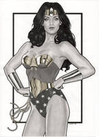 Wonder Woman Classic by Promethean-Arts
