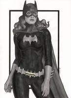 Batgirl (classic) by Promethean-Arts