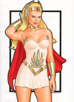 She-Ra    Princess of Power by Promethean-Arts