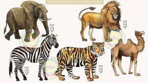 DepEd LR: Animals #5 by artistmyx