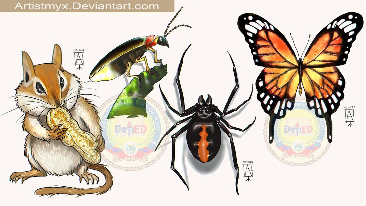 DepEd LR: Animals #6 by artistmyx