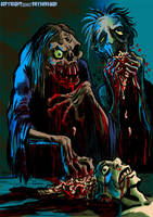 Just Eatin' Some Brains by BryanBaugh
