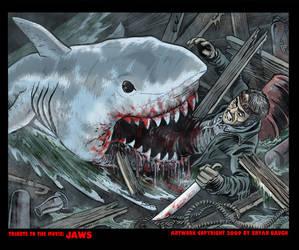 JAWS by BryanBaugh