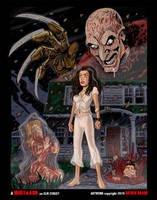 A Nightmare on Elm Street by BryanBaugh