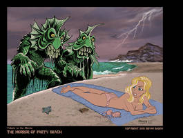 Horror of Party Beach by BryanBaugh