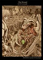 The Hound by BryanBaugh