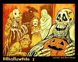 Allhallowtide 1 by BryanBaugh