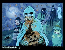 Allhallowtide 7 by BryanBaugh