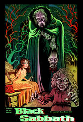BLACK SABBATH by BryanBaugh