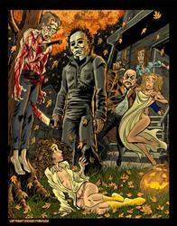 Halloween by BryanBaugh