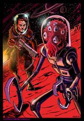 Cosmic Encounter by BryanBaugh