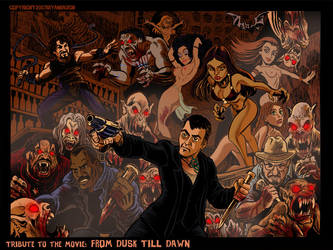 From Dusk Till Dawn by BryanBaugh