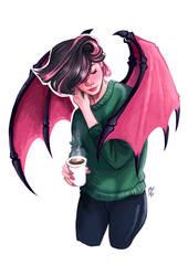 She's A Demon by MarrowMelow