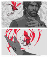 Dishonored: Bloodfly by coupleofkooks