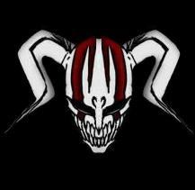 Hollow Ichigo Mask by SkyzerX