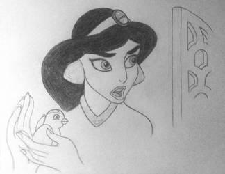 Jasmine by BockySeles