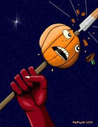 Halloween Pumpkin Butchery by MrMinos