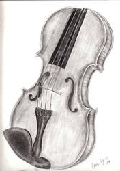 My Violin by carriephlyons