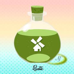 Pocket Camp Rustic Essence by SunsetSovereign