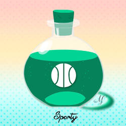 Pocket Camp Sporty Essence by SunsetSovereign