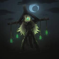 Febster Mix | Day 1 | Scarecrow + Cyclops by Krocodilian