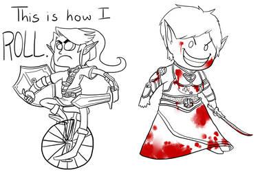 Bloody Derptermination by Pandachu