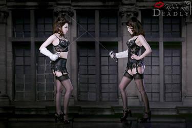 Kiss Me Deadly - Van Mimi by ladymorgana