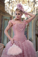 Maya Hansen Bridal Couture II by ladymorgana